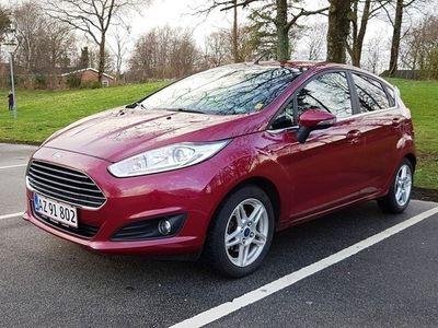 brugt Ford Fiesta 1.0 EcoBoost (100 HK) Hatchback, 5 dørs Forhjulstræk Aut