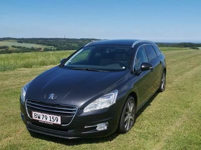 brugt Peugeot 508 1,6