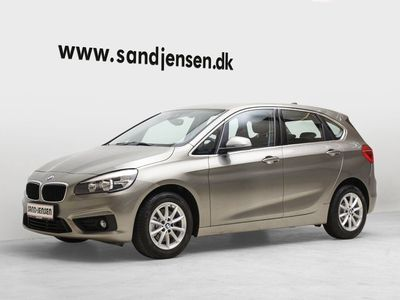 käytetty BMW 218 Active Tourer i 1,5 Advantage aut.