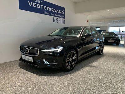 brugt Volvo S60 2,0 T5 Inscription 250HK 8g Aut.