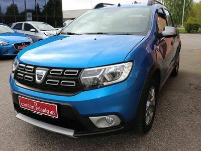 brugt Dacia Sandero Stepway 1,5 dCi 90 Prestige