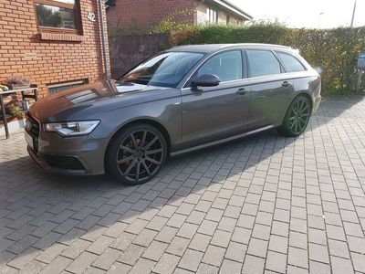 second-hand Audi A6 2.0 190 HK S-Line