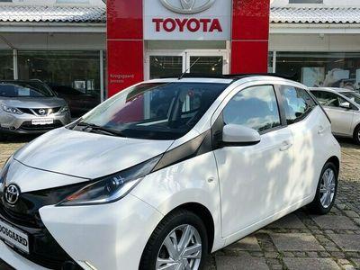 brugt Toyota Aygo 10 VVT-I X-Sky 69HK 5d