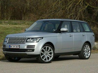 brugt Land Rover Range Rover Sport 5,0 SCV8 Autobiography aut.
