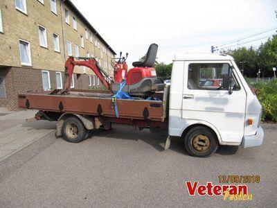brugt VW LT ladvogn 35 T 2,4 D