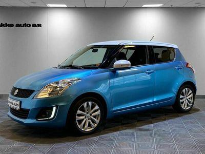 brugt Suzuki Swift 1,2 Limited ECO+