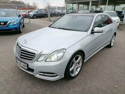 brugt Mercedes E350 3,0 CDI BlueEfficiency 265HK 7g Aut. D