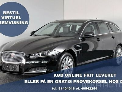 brugt Jaguar XF 2,2 D S Premium Luxury SB aut. Van