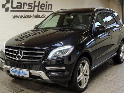 Mercedes ml270 til salg