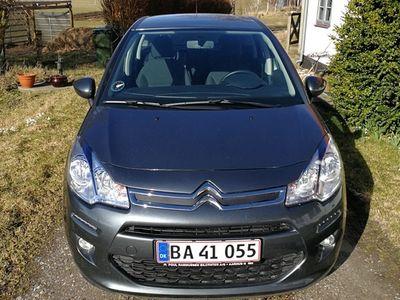 brugt Citroën C3 1,2 4-dørs m. bagklap 5 man