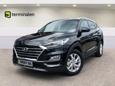 brugt Hyundai Tucson 1,6 T-GDi Trend Deluxe DCT