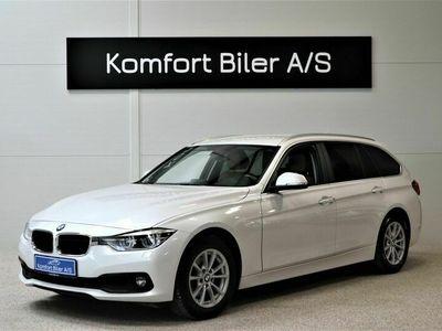 brugt BMW 320 d Touring aut. 2,0