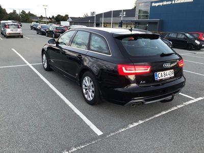 brugt Audi A6 Avant 2,0 TDI Multitr. 177HK Stc 8g Trinl. Gear