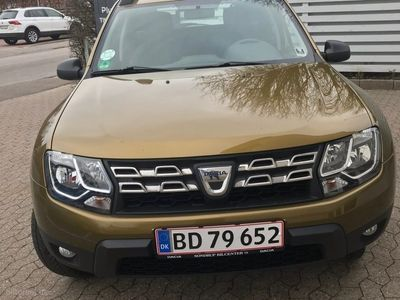 brugt Dacia Duster 1,5 DCi Ambiance Adventure 90HK 5d 6g