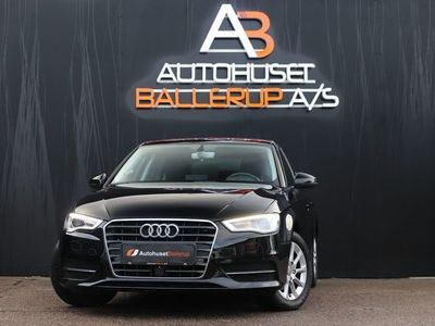 brugt Audi A3 Sportback 1,6 TDi 110 Attraction S-tr.