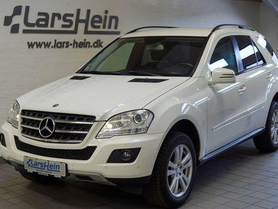 gebraucht Mercedes ML350 3,0 CDi aut. 4-M Van