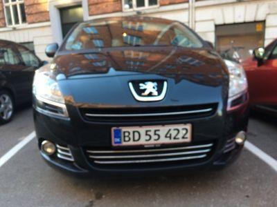 brugt Peugeot 5008 2,0 HDI 150HK SUV