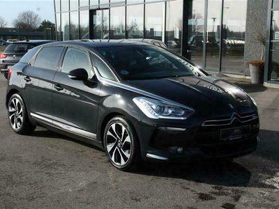 brugt Citroën DS5 2,0 Blue HDi Style EAT6 start/stop 180HK Stc 6g Aut.
