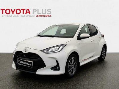 brugt Toyota Yaris 1,5 VVT-I T3 Smart 125HK 5d 6g A+