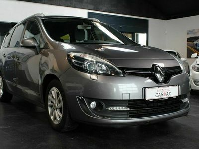brugt Renault Grand Scénic III 1,5 dCi 110 Dynamique 7prs