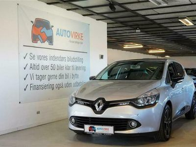 brugt Renault Clio 1,5 DCI Limited 75HK 5d