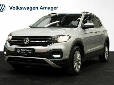 brugt VW T-Cross - 1,0 TSi 115 Life+ DSG