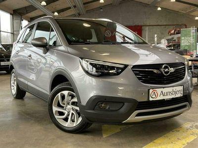 brugt Opel Crossland X 1,2 T Elegance Start/Stop 110HK 5d 6g