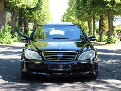 brugt Mercedes S600 Lang 5,5 500HK Aut.