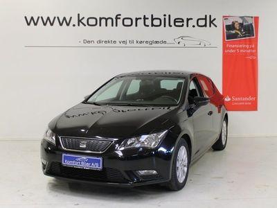 käytetty Seat Leon 1,6 TDi 110 Style eco
