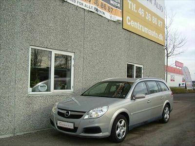 brugt Opel Vectra 2,0 Turbo Elegance Wagon 5d