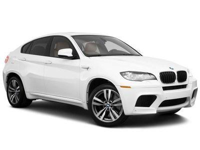 brugt BMW X6 50I 4,4 4x4 407HK 5d 6g Aut. - Personbil - hvid
