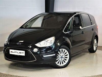 brugt Ford S-MAX 2,0 TDCi 163 Titanium aut. 7prs