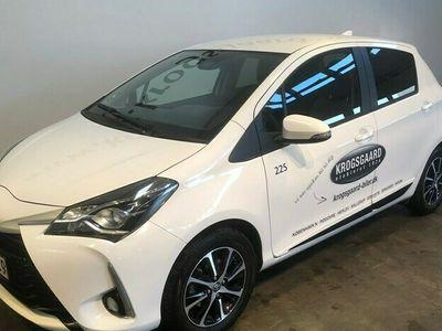 brugt Toyota Yaris 10 VVT-I T3 72HK 5d