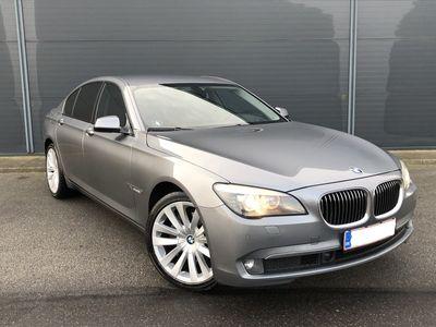 brugt BMW 730 D