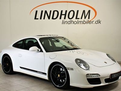 brugt Porsche 911 Carrera 3,6 Black Edition Coupé PDK