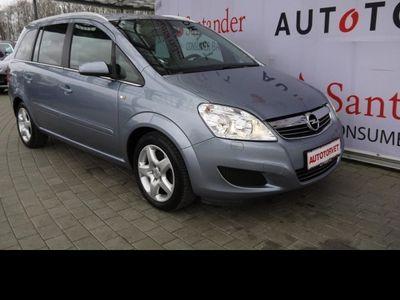 brugt Opel Zafira 1,9 CDTI Enjoy 7 Personers 120HK