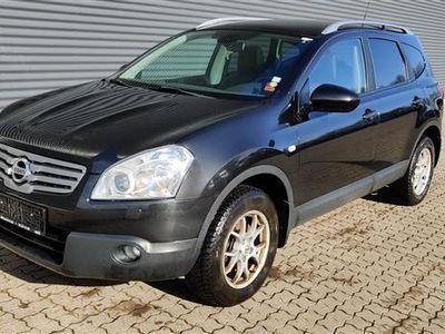 brugt Nissan Qashqai +2 1,6 16V Acenta 4x2 115HK 5d