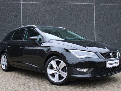 brugt Seat Leon ST 2,0 TDi 150 Style DSG eco