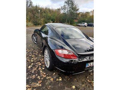 brugt Porsche Cayman S 3,4