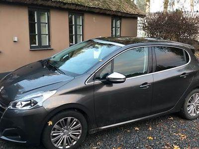 brugt Peugeot 208 1,2 Exclusive+ PureTech