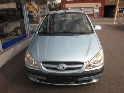 brugt Hyundai Getz 1,4 GL 97HK 5d