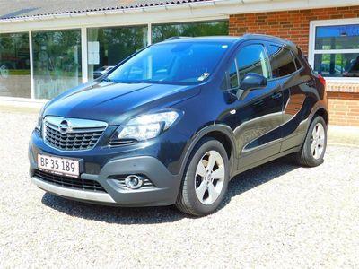 brugt Opel Mokka 1,4 Turbo Enjoy 140HK 5d 6g Aut.