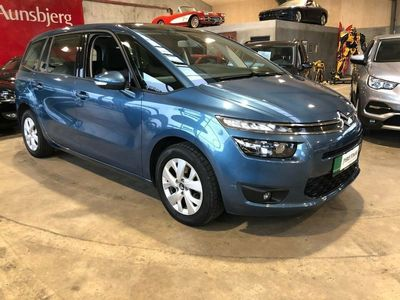 brugt Citroën Grand C4 Picasso BlueHDi 120 Seduction
