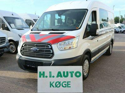 brugt Ford Transit 350 L3 Van 2,2 TDCi 125 Ambiente H2 RWD