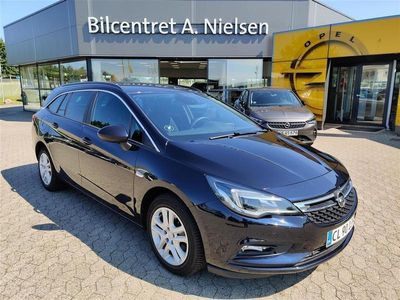 brugt Opel Astra Sports Tourer 1,0 Turbo ECOTEC Inspire 105HK Stc