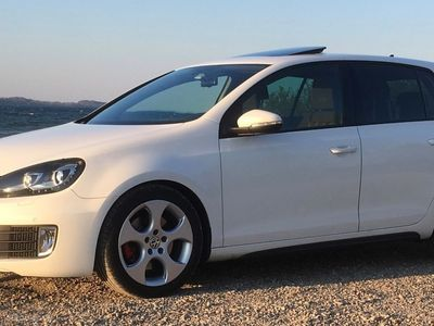 brugt VW Golf 2,0 TSI GTI 210HK 5d