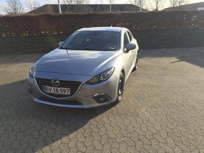 brugt Mazda 3 2.0 SKYACTIV-G 120 HK
