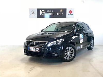 brugt Peugeot 308 1,5 BlueHDi Infinity 130HK 5d 6g