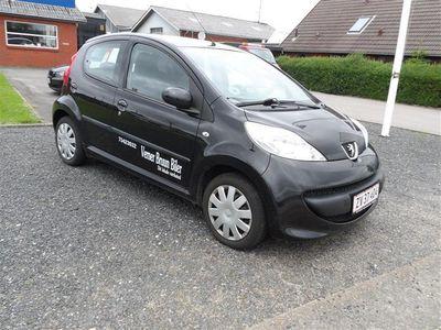 brugt Peugeot 107 1,0 12V Trendy 2 Tronic 68HK 3d
