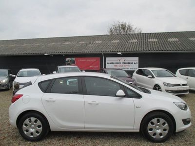 used Opel Astra 4 100 Limited